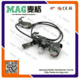 マツダのためのABSセンサーGj6a-43-73xe ISO/Ts16949 6つのFr Lh