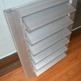 Janela de obturador de alumínio com bloqueio de manivela K09017