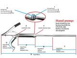 Manual de bomba extractora de palanca para Tambo / Bomba Manual Fluidos Alavanca Pará Pará Tambor