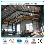 Pre собранная структурно строительная промышленность Hall стальной рамки