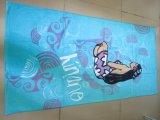 Полотенца пляжа промотирования для 2014 кубков мира