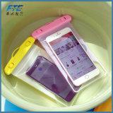 Bolso subacuático impermeable de la bolsa de los accesorios del teléfono móvil