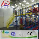 Multi-Layer Mezzanine van het Staal van het Pakhuis Rek