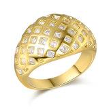 De Juwelen Valentine&acute Van uitstekende kwaliteit van de manier; S Ontwerp van de Ring van de Giften van de Dag het Gouden