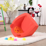 2016 Cut New Design para Kids Foam Baby Sofa
