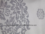 Poliéster Qualidade Jacquard Flower / Bloom Design Wide Wide Table Cloth
