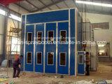 Industrial modificar el equipo auto de la capa para requisitos particulares, cabina de aerosol para Furnature