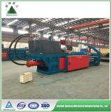 China hidráulica de alimentación directa de fábrica empacadora de reciclaje con CE