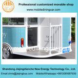 De elektrische Vrachtwagen van het Voedsel met Goede Kwaliteit en Concurrerende Prijs