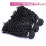 Cheveux humains malaisien vierges à prix abordable de bonne qualité Tissage de cheveux afro