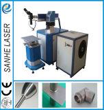 De Certificatie China van Ce vervaardigt de Machine van het Lassen van de Laser om Vormen Te herstellen
