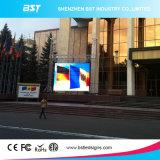 Écrans extérieurs polychromes chauds de la vente P4.81 DEL pour l'étape de concert