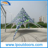 Dia14m Outdoor Party Event Star Canopy Star Shade Tent
