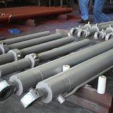 Tubulação cromada da elevada precisão usada no único cilindro hidráulico ativo