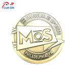Moneda de prueba modificada para requisitos particulares del oro de la suposición de la alta calidad