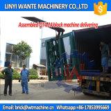 Bloco manual da maquinaria Qt4-24 de Wante/bloco da cavidade que faz o preço da máquina