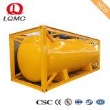 Contenitore diesel del serbatoio del combustibile di iso personalizzato colore di marchio da vendere