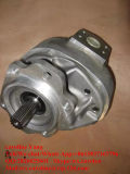 Pompa a ingranaggi idraulica originale di KOMATSU D155ax-6 Ass'y: 705-22-43070 pezzi di ricambio