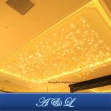 LED 호텔 로비 회의실을%s 수정같은 천장 램프
