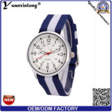 Reloj fino delgado de la pulsera de la OTAN de Untra del nuevo diseño Yxl-624, reloj de manera, reloj del cuarzo