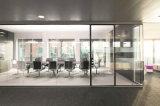 Portas da divisória do escritório do vidro Tempered com En12150 e AS/NZS 2208.