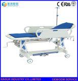 China-Zubehör-Krankenhaus-Geräten-elektrischer Multifunktionstransport-flache Bahre
