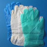 Обнаруживаемый виниловых перчаток для изучения с маркировкой CE, FDA, ISO13485