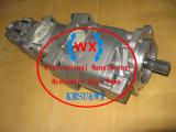Hot~Japón 705-51-20430 Komatsu WA320-3/WA300-3 Komatsu piezas de repuesto de la bomba de engranajes hidráulica