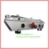 Dessiccateur vibrant horizontal de lit pour le granule dispersible dans l'eau de séchage