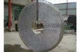 Atsm Kohlenstoffstahl-/legierterstahl-Wärmetauscher-Gefäß-Blatt-Flansch für elektrischen Strom