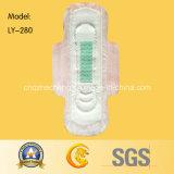 Салфетка Sanitayr аниона, повелительница Продукт здоровья, пусковые площадки Breathable хлопка санитарные (LY-320)