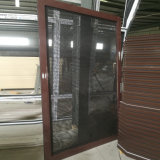 Ventana de aluminio de la rotura termal de la ventana de apertura de la inclinación