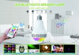 Bluetooth LED Light con Smart Bulb Speaker