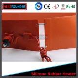220V 1200W 250*1600 do aquecedor de óleo do tambor de silicone flexível