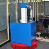 Grande tipo Ultrathin de friso máquina de friso hidráulica do controle fácil da força