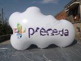 膨脹可能な雲の気球、ロゴの印刷(K7016)を用いる気球