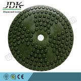 Алмазный шлифовальный диск с крючком и петлей или резиной