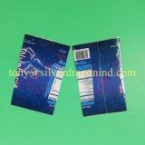 Étiquette rétrécissable de chemise de PVC avec l'impression