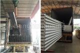 Estrutura de aço de alta intensidade Estrutura de construção de estradas Armazém de casa pré-fabricada