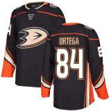 Anaheim Patos Austin Ortega Kalle Kossila Antoine Morand Hockey camisolas
