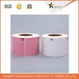Etiqueta de encargo colorido adhesivo de papel de impresión personalizada impresa Etiqueta de impresión de la impresora