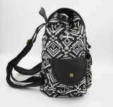 Senhora de saco quente elegante bolsa da lona da venda do preço de fábrica do projeto novo Multicolour da trouxa da escola dos sacos de compra