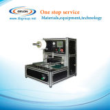 Máquina de apilamiento Semi-Auto Funda para electrodos de celda, 111A-L