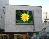 Miet-LED-Bildschirm von im Freienfarbenreichem P6