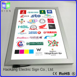 AcrylFoto Frame mit Aluminum LED Light Box für Advertizing