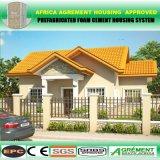 Costruzione modulare prefabbricata acquistabile della struttura d'acciaio/villa mobile/Camera prefabbricata