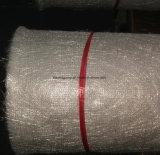 La fibra di vetro del E-Vetro ha cucito il filo tagliato stuoia legata