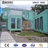 浴室が付いている気高い修正された20のFTの標準プレハブの輸送箱の家