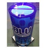 80L Porta de vidro podem beber o resfriador de terceiros