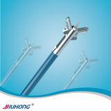 Pinces à biopsie à usage unique avec les dents pour les tissus d'échantillonnage d'alligator